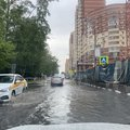 Подтопление на улице Кирова в Люберцах устранят к 9 июня