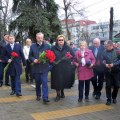 В Люберцах сегодня вспоминали Юрия Гагарина