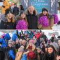 Студенты и Татьяны собрались сегодня в Центральном парке Люберец