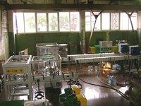 Линия Розлива воды в пять л автомат новое