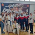 Спортсмены из Люберец выиграли 11 медалей на кубке по киокусинкай