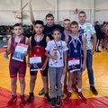 Борцы спортшколы Люберец заняли шесть призовых мест на турнире по греко-римской борьбе