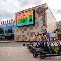 В Подмосковье чаще всего берут в аренду электросамокаты в Люберцах