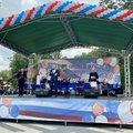 Глава Люберец поздравил жителей округа с Днем России и пожелал всем здоровья и долголетия