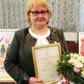 Начальника управления соцзащиты Люберец наградили за высокий профессионализм