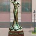Люберецкий скульптор создаст памятник Любови Орловой