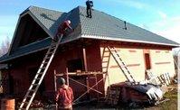 Готовы выполнить ремонт квартиры, офиса, коттеджа. Строительство дома и бани