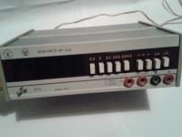 Вольтметр цифровой В7-22А