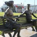 Новую скульптуру планируют поставить в Котельниках возле недавно открытой станции метро