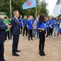 Юные жители Люберец презентовали новую песню в честь Дня города