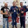 Спортсмен из Люберец стал победителем турнира по армлифтингу