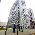 Закончилось строительство жилого дома на 273 квартиры В Люберцах