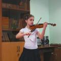 Люберецкая скрипачка заняла второе место на конкурсе в Лондоне