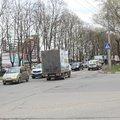 Дорогу на улице Электрификации Люберец расширят в июне